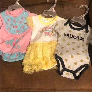 Other - Size 6/9 infant girl clothes